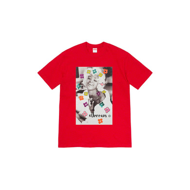 Supreme Naomi Tee Red, Clothing- dollarflexclub