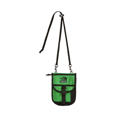 Supreme The North Face RTG Utility Pouch Bright Green, Accessories- dollarflexclub