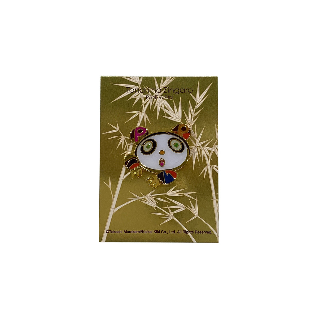 Murakami Panda Pin (Oh), Collectibles- dollarflexclub