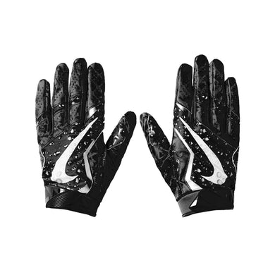 Supreme Nike VaporJet Football Gloves -Black, Accessories- dollarflexclub