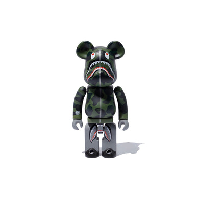 Bape x Bearbrick 200% Olive, Collectibles- dollarflexclub