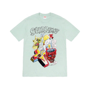 Supreme Daniel Johnston Tee Light Teal