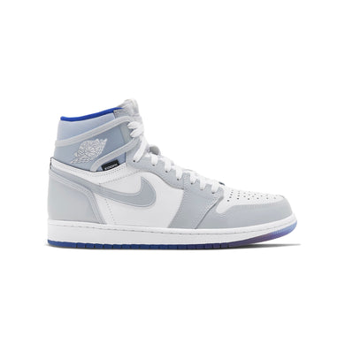 Jordan 1 Retro High Zoom White Racer Blue, Shoe- dollarflexclub
