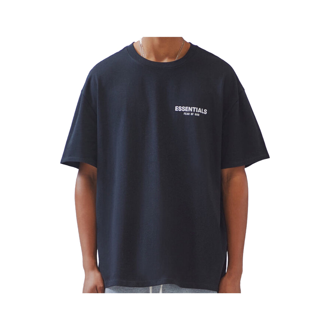 Fear of God Essentials Tee Black, Clothing- dollarflexclub
