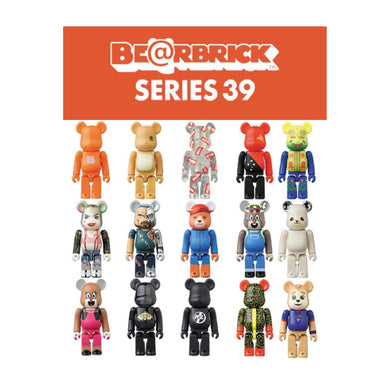 Bearbrick Series 39, Collectibles- dollarflexclub