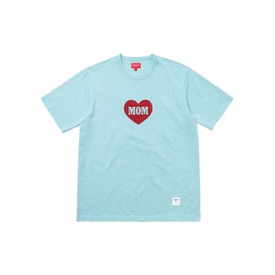 Supreme Mom Tee Light Blue, Clothing- dollarflexclub