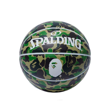 Bape x Spalding Basketball, Collectibles- dollarflexclub