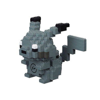 Fragment x Nanoblock Pokemon Thunderbolt Project Pikachu, Collectibles- dollarflexclub