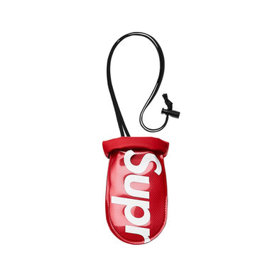 Supreme SealLine See Pouch Small -Red, Accessories- dollarflexclub
