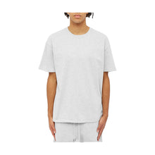 Load image into Gallery viewer, Fear of God Essentials Reflective Logo T Shirt-Grey, Clothing- dollarflexclub