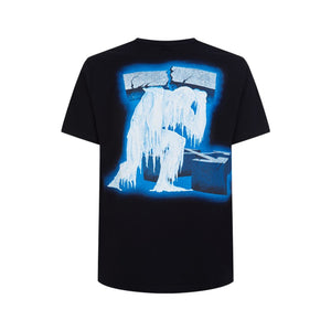 Off-White Ice Man Tee -Black, Clothing- dollarflexclub