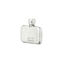 Load image into Gallery viewer, Supreme Pewter Mini Flask Silver