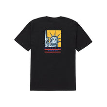 Load image into Gallery viewer, Supreme The North Face Statue of Liberty Tee Black, Clothing- dollarflexclub