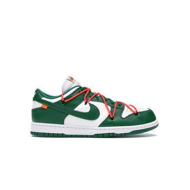 Nike x Off-White Dunk Low Pine Green, Shoe- dollarflexclub
