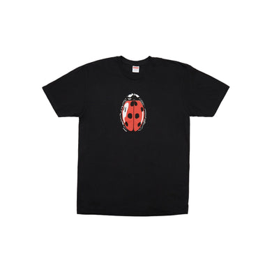 Supreme Ladybug Tee - Black, Clothing- dollarflexclub