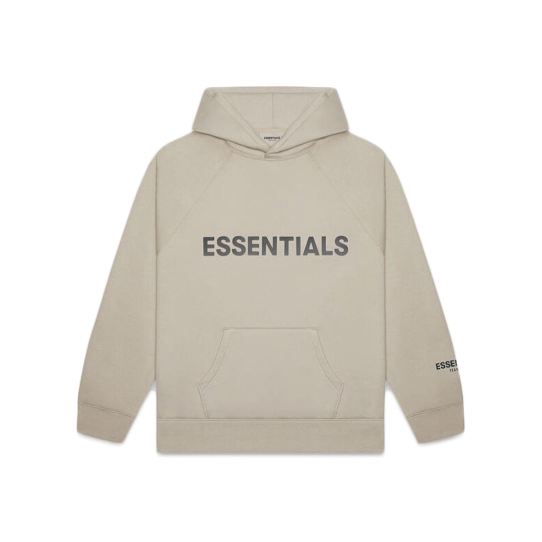 Fear of God Essentials Hoodie -Olive FW20