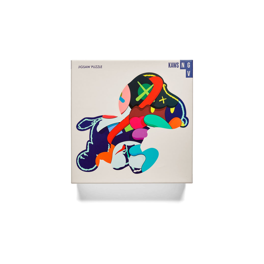 KAWS Stay Steady Puzzle Multi, Collectibles- dollarflexclub