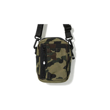 Load image into Gallery viewer, BAPE 1st Camo Military Shoulder Bag Green