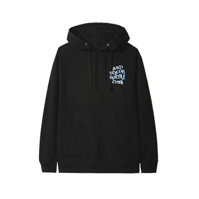 ASSC x Fragment Hoodie Blue Bolt, Clothing- dollarflexclub