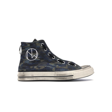 Converse Chuck Taylor All-Star 70s Hi Undercover The New Warriors Camo, Shoe- dollarflexclub