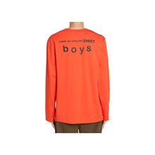 Load image into Gallery viewer, CDG Shirt Boys - Orange, Clothing- dollarflexclub