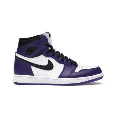 Jordan 1 Retro High Court Purple, Shoe- dollarflexclub