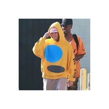 Load image into Gallery viewer, Kanye West CPFM for Jesus is King Hoodie -Yellow, Clothing- dollarflexclub