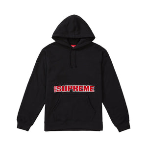 Supreme Blockbuster Hoodie -Black, Clothing- dollarflexclub