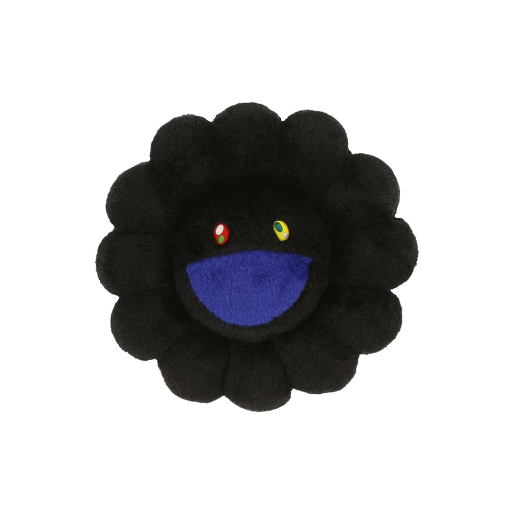 Takashi Murakami Flower 30CM Plush Black, Collectibles- dollarflexclub