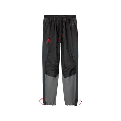 OFF-WHITE x Jordan Woven Pant Black, Clothing- dollarflexclub