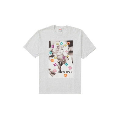 Supreme Naomi Tee Heather Gery, Clothing- dollarflexclub