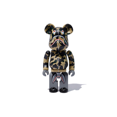 Bape x Bearbrick 200% Yellow, Collectibles- dollarflexclub