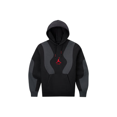 OFF-WHITE x Jordan Hoodie Black, Clothing- dollarflexclub