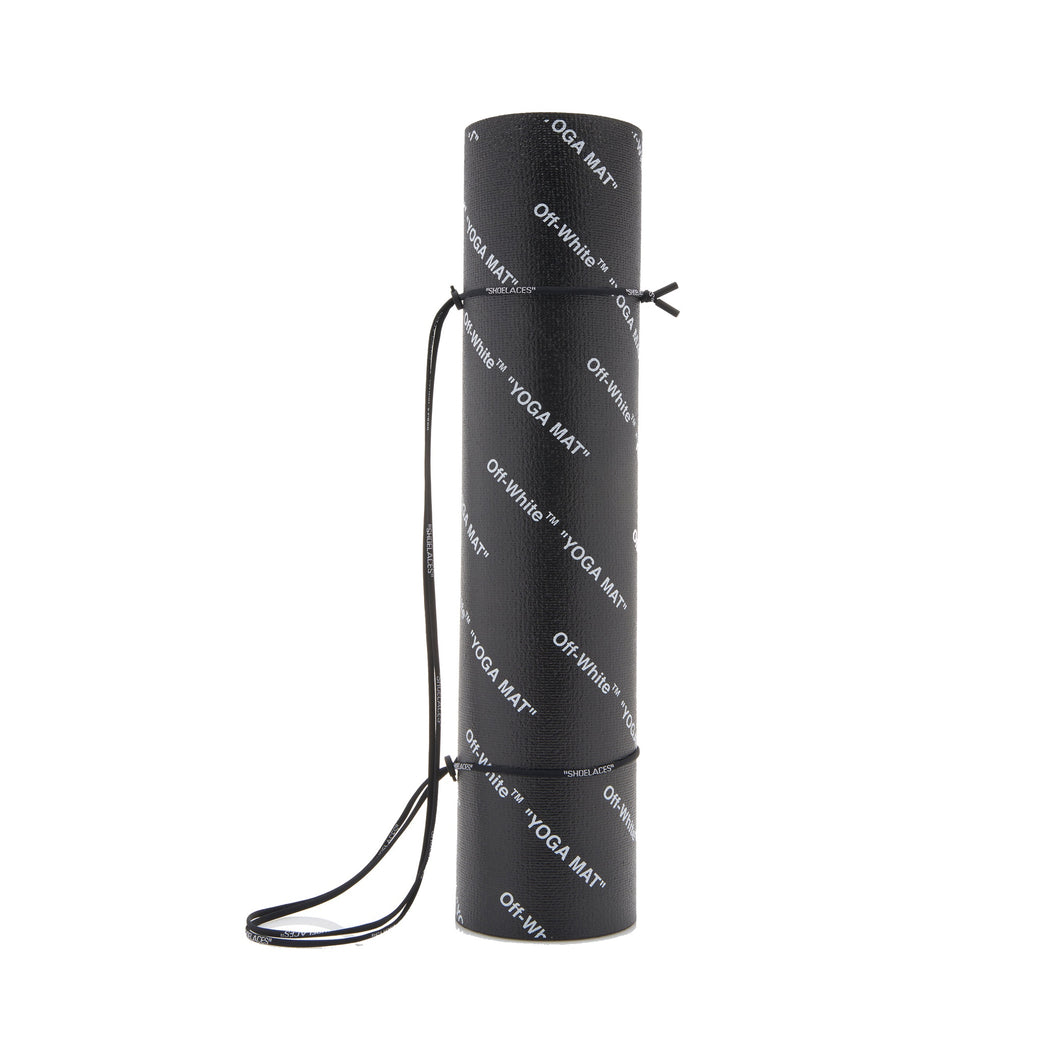 Off-White Yoga Mat, Collectibles- dollarflexclub