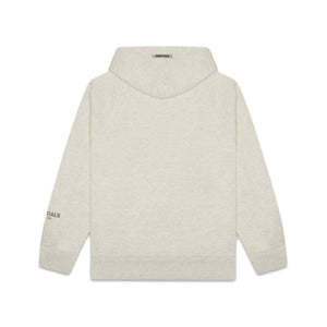 Fear of God Essentials Hoodie SS20 - Oatmeal Heather
