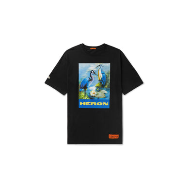 Heron Preston Short Sleeve Tee, Clothing- dollarflexclub