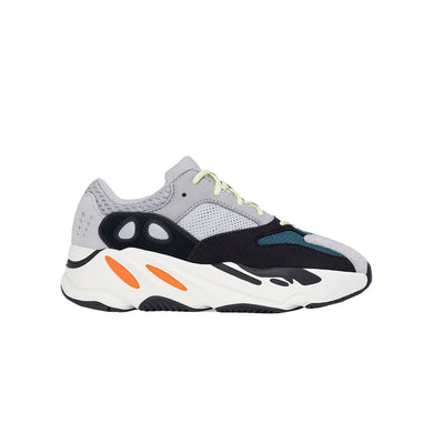 Yeezy Boost 700 Wave Runner Solid Grey (Kids), Shoe- dollarflexclub