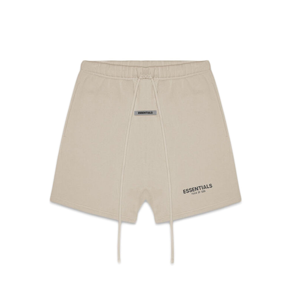 Fear of God Essentials Sweat Shorts- Olive
