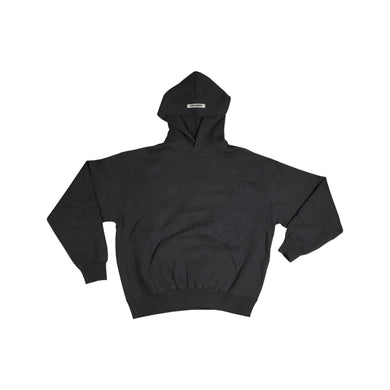Fear of God Essentials Hoodie Reflective -Black, Clothing- dollarflexclub