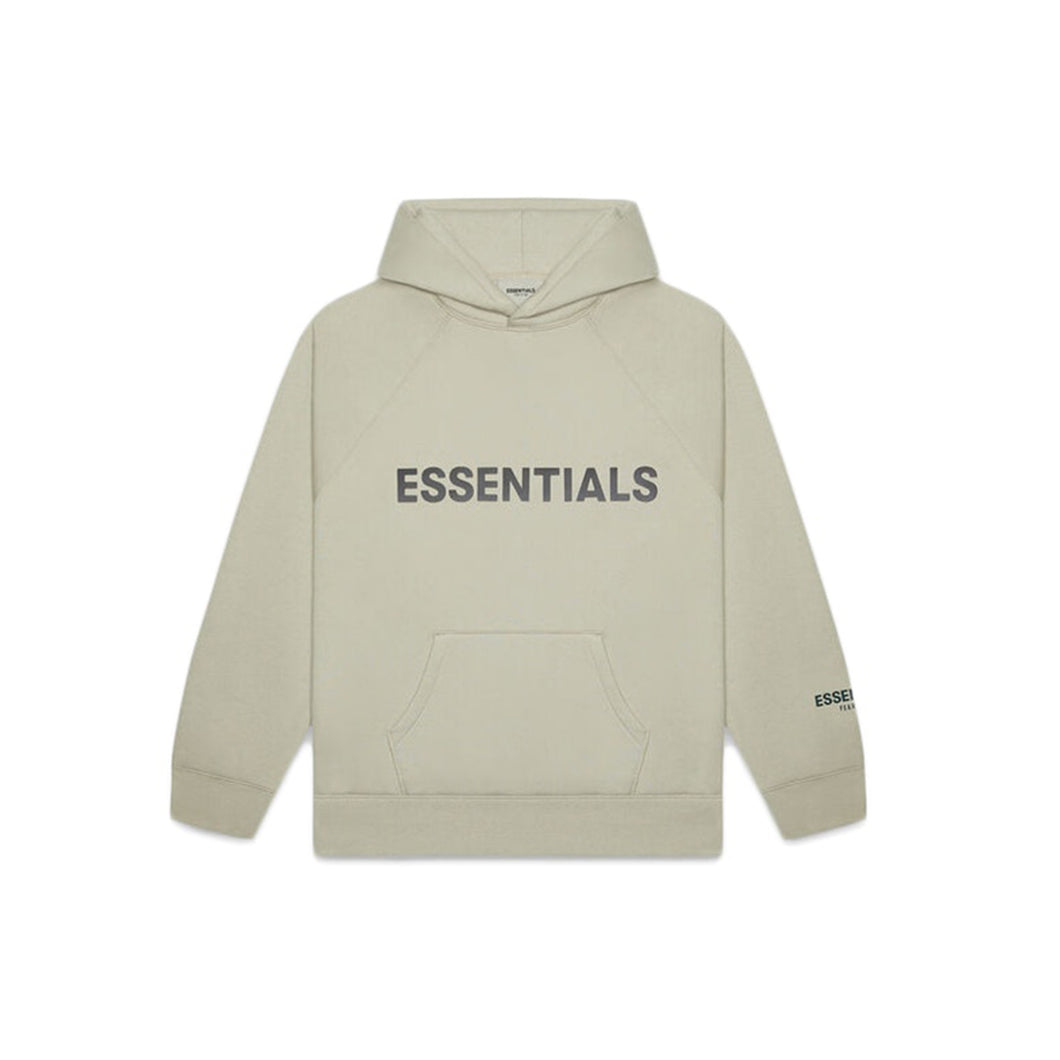 Fear of God Essentials Hoodie -Moss FW20