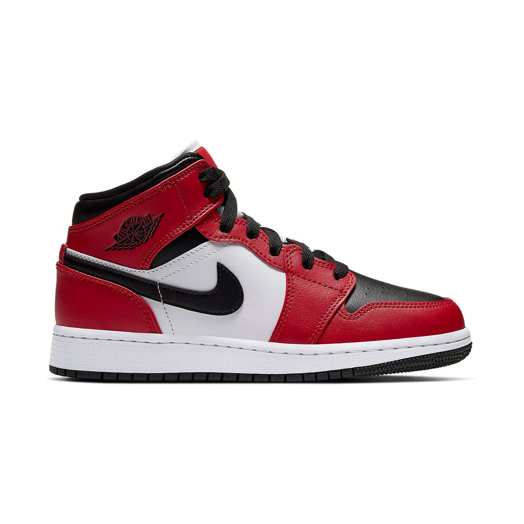 Jordan 1 Mid Chicago Toe (GS)