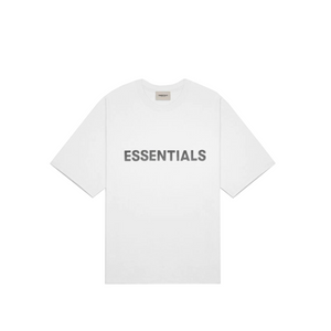 Fear Of God Essentials T-Shirt White FW20