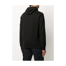 Load image into Gallery viewer, Stone Island SS20 Hoodie Black