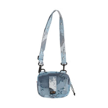 Load image into Gallery viewer, Supreme Small Shoulder Bag (SS20) Blue Chocolate Chip Camo, Accessories- dollarflexclub