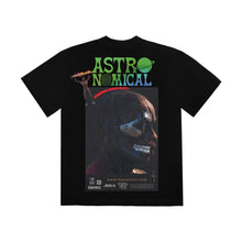 Load image into Gallery viewer, Travis Scott Sicko Event II T-Shirt Black