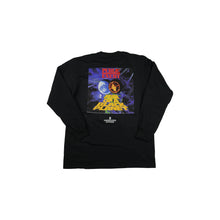 Load image into Gallery viewer, Undercover x Public Enemy Fear of a Black Planet LS Shirt -Black, Clothing- dollarflexclub