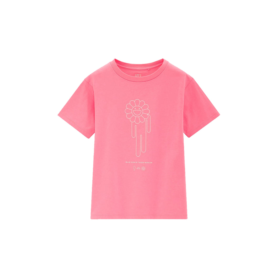 Billie Eilish x Uniqlo Flower Boy Tee  Kids
