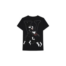 Load image into Gallery viewer, Vlone x City Morgue Dog Tee I (Black), Clothing- dollarflexclub