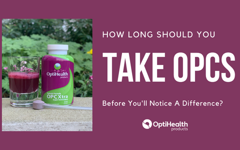 How Long You Should Take OPCs Before You'll Notice A Difference?