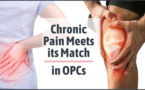 Chronic Pain Meets Its Match In OPCs 💪🏼